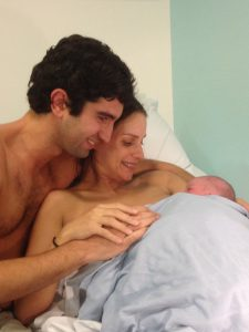 Lauren Mishcons happy birth doula clients